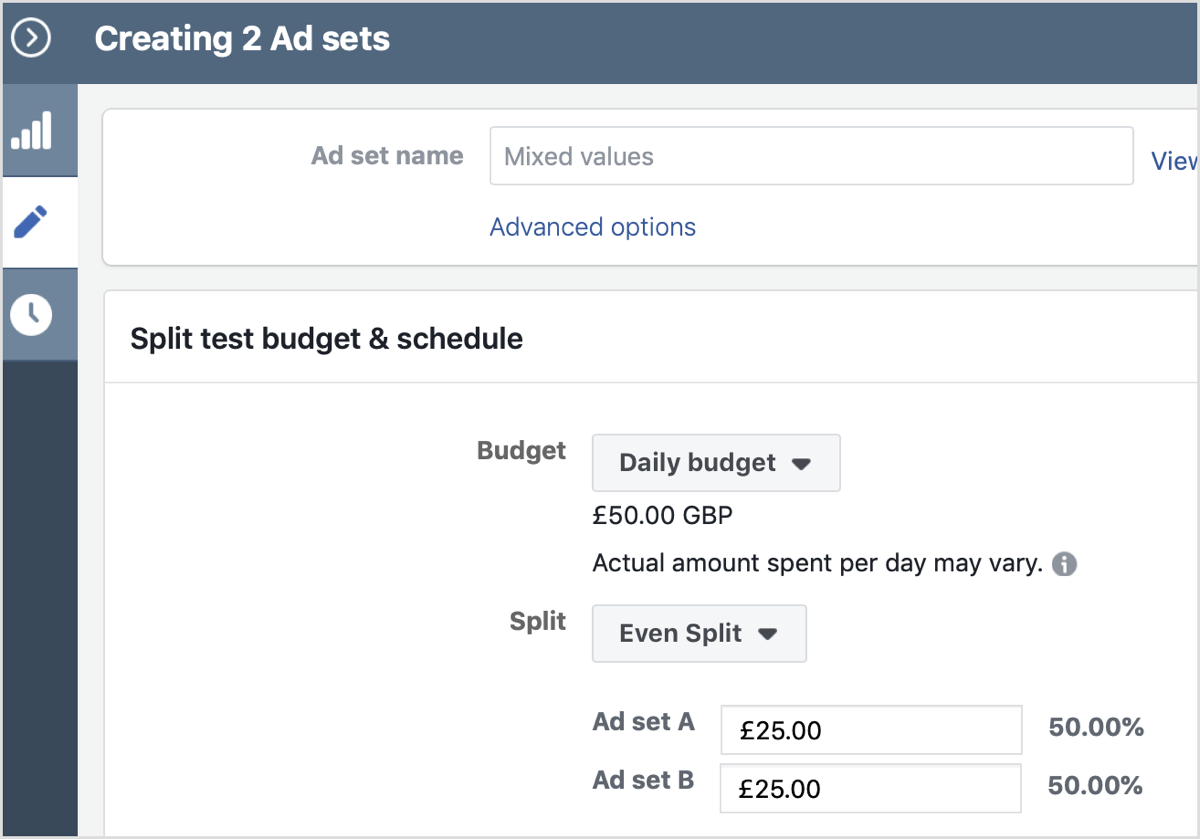 How to Use the Facebook Split Testing Feature to Identify Your Most