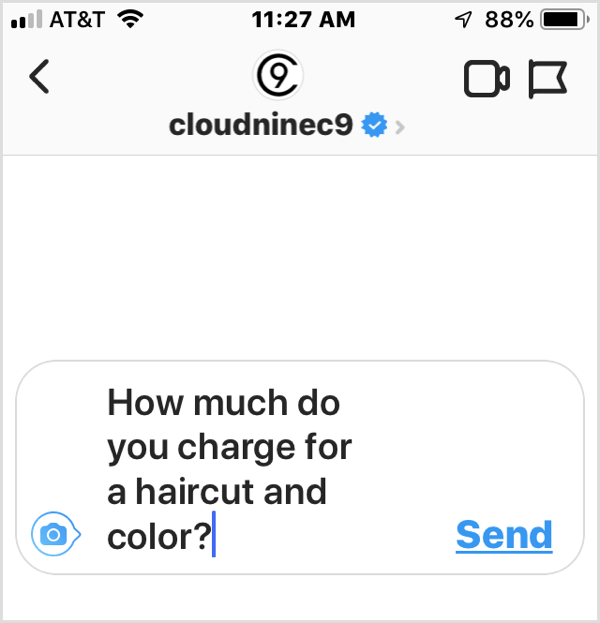 How to Use Instagram Quick Replies for Direct Messages
