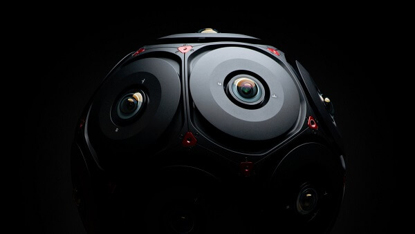 Oculus debuted the Manifold camera by RED with Facebook 360, a professional-grade, set-ready 3D/360° camera created in partnership with RED.