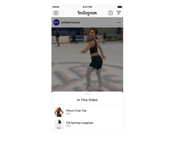Instagram is also rolling out a redesigned shop section for select business profiles that makes it easier to find and buy specific items from a brand.