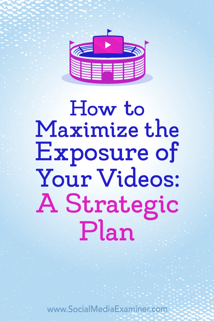 Discover a step-by-step plan to help you post, promote, and distribute your social media videos more effectively.