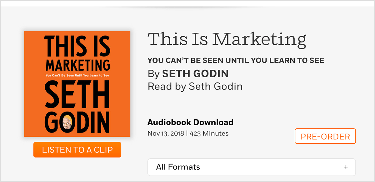 what every body is saying audiobook download