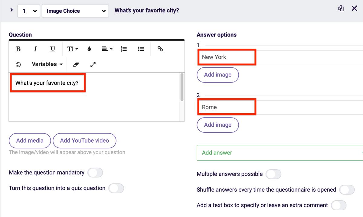 How to Create an Online Quiz for Social Media : Social Media