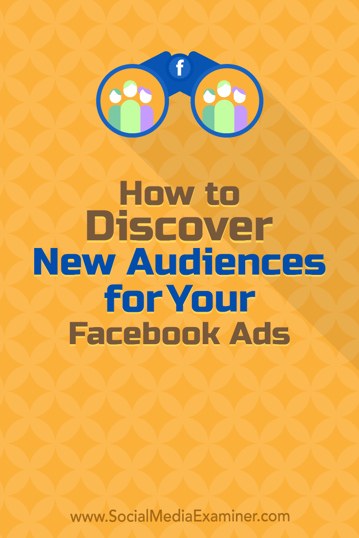 Learn how to research and test interests that yield new Facebook ad audiences.