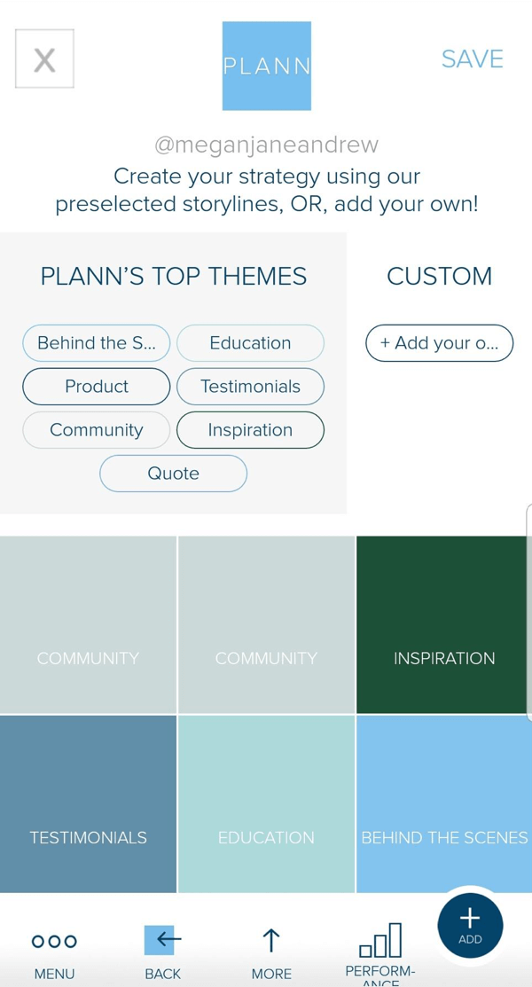 How To Style Your Instagram Grid Layout 4 Planning Tools Social