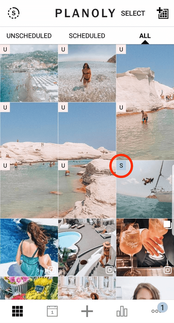 How to Style Your Instagram Grid Layout: 4 Planning Tools : Social