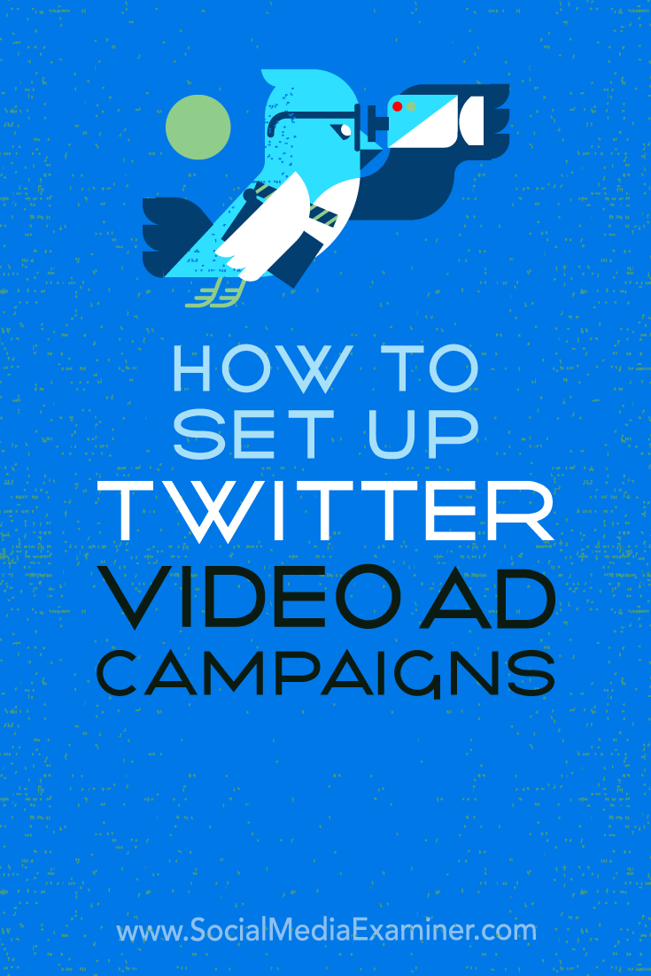 Learn how to set up Twitter in-stream and promoted video ad campaigns to reach a wider audience on the platform.