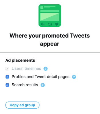 Option to serve promoted Twitter video ads on profiles and tweet detail pages, and in search results.