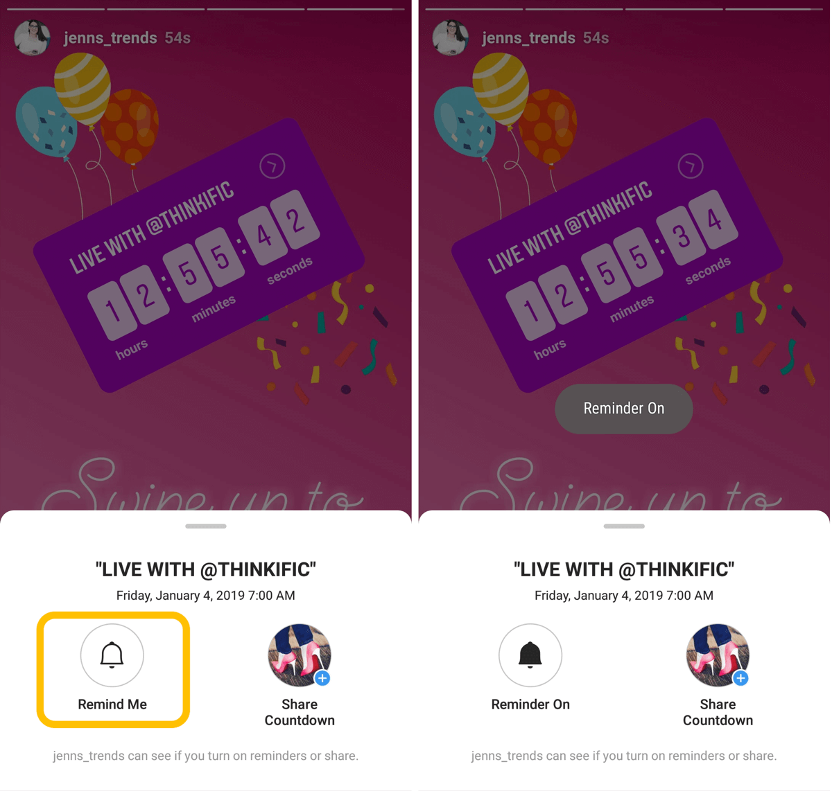 How to Use the Instagram Countdown Sticker for Business