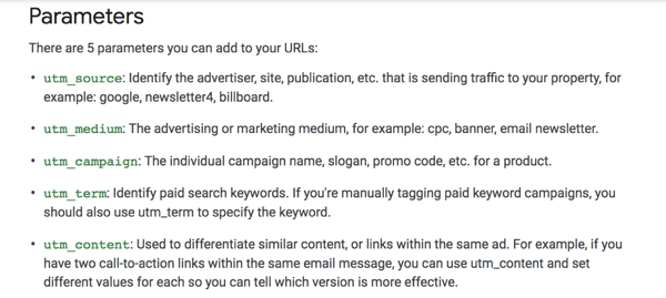 Use UTM parameters to populate custom audiences based on Source traffic.