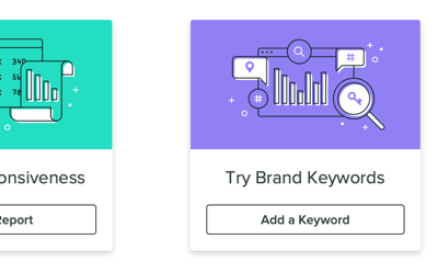 Measure marketing results, assess audience activity and engagement, step 3, option to add brand keywords to Sprout Social tracking