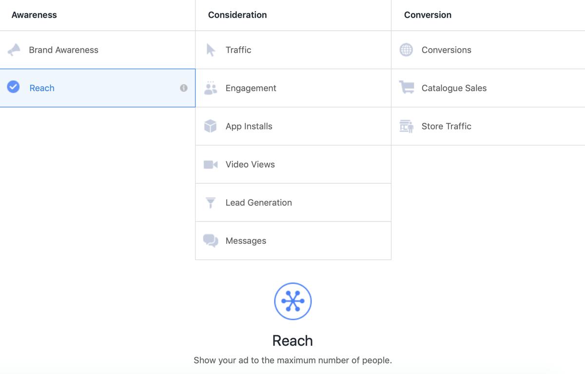 How to Create Facebook Reach Ads : Social Media Examiner
