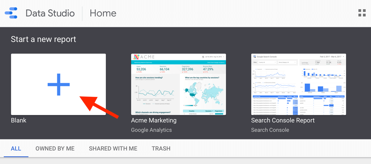 How to Use Google Data Studio to Analyze Your Facebook Ads : Social