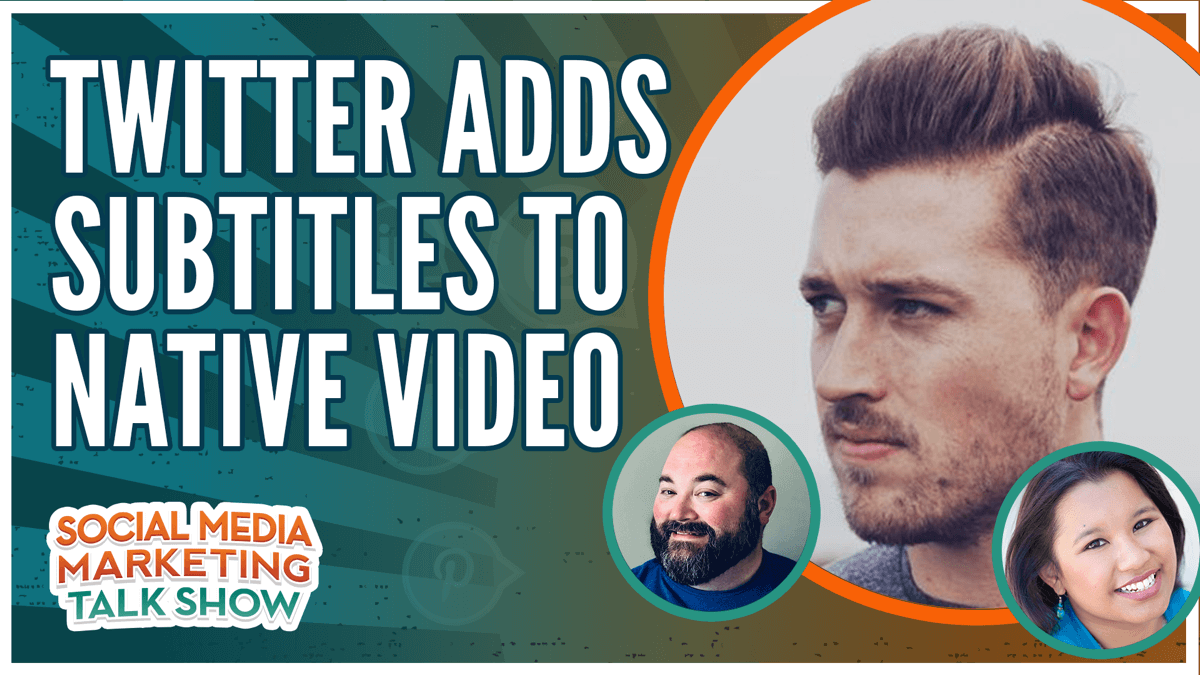 Twitter Adds Subtitles to Native Video