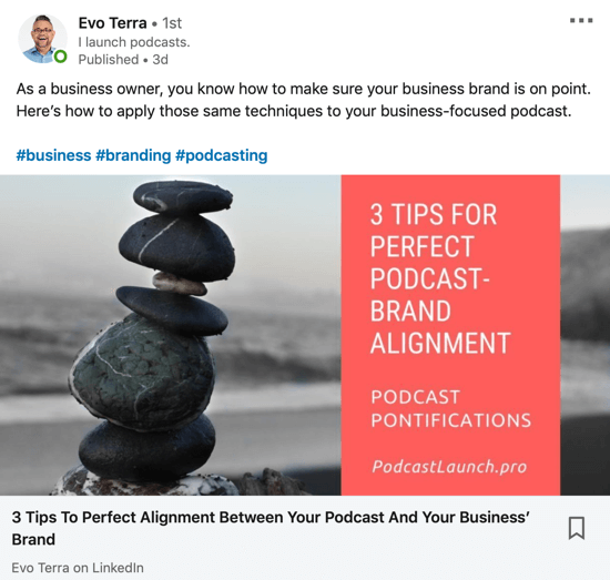 How to get LinkedIn Leads without LinkedIn ads, step 9.