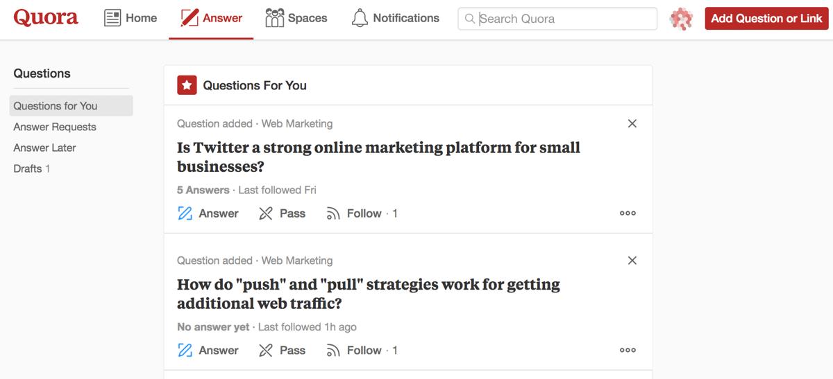 How to Use Quora for Marketing : Social Media Examiner