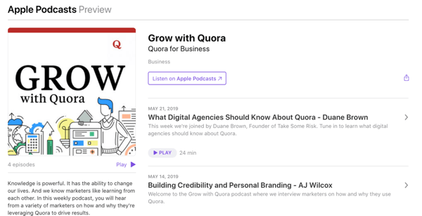 Use Quora for marketing 1.