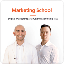 Top marketing podcasts, Marketing School.