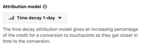 How to track attribution on Facebook and Google, step 9.
