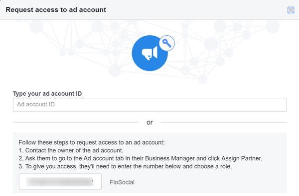 Use Facebook Business Manager, Step 13.
