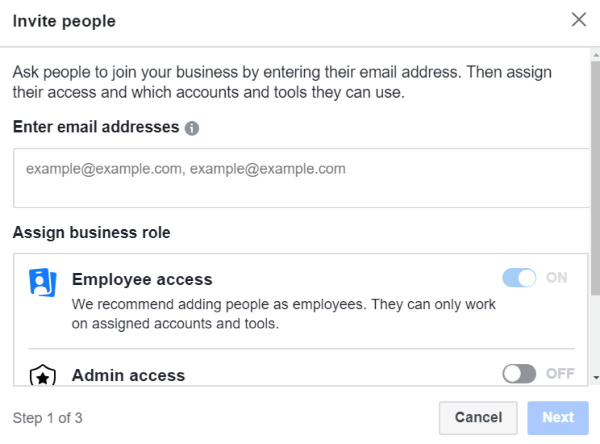 How to Get Started With Facebook Business Manager : Social