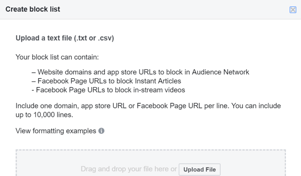 Use Facebook Business Manager, Step 15.