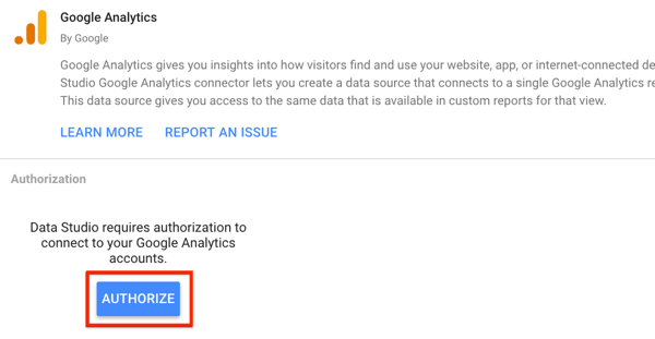 Use Google Data Studio, step 10.