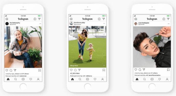 Instagram is rolling out branded content ads to all advertisers, making it possible for brands to create ads using organic posts from the influencers with which they have relationships.
