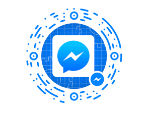 Facebook Messenger code example.