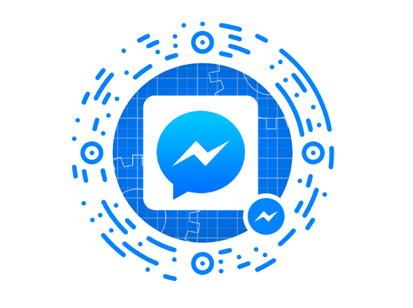 Facebook Messenger code example.