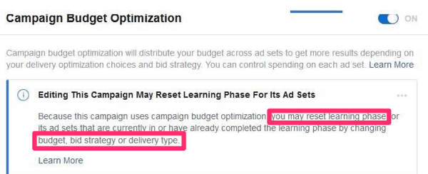 Scale your Facebook ad campaigns; step 3.