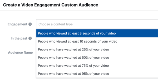 Facebook ad funnels framework engagement custom audience.