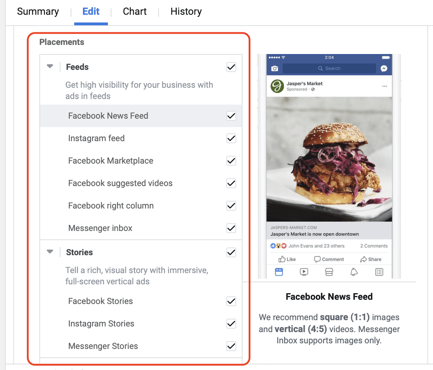 Facebook Ad Placements for Marketers: How to Make the Right Choices