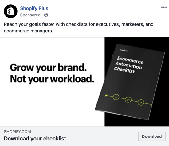 Scale your Facebook ad campaigns; step 17.