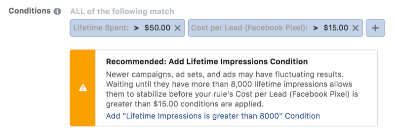 Scale your Facebook ad campaigns; step 11.
