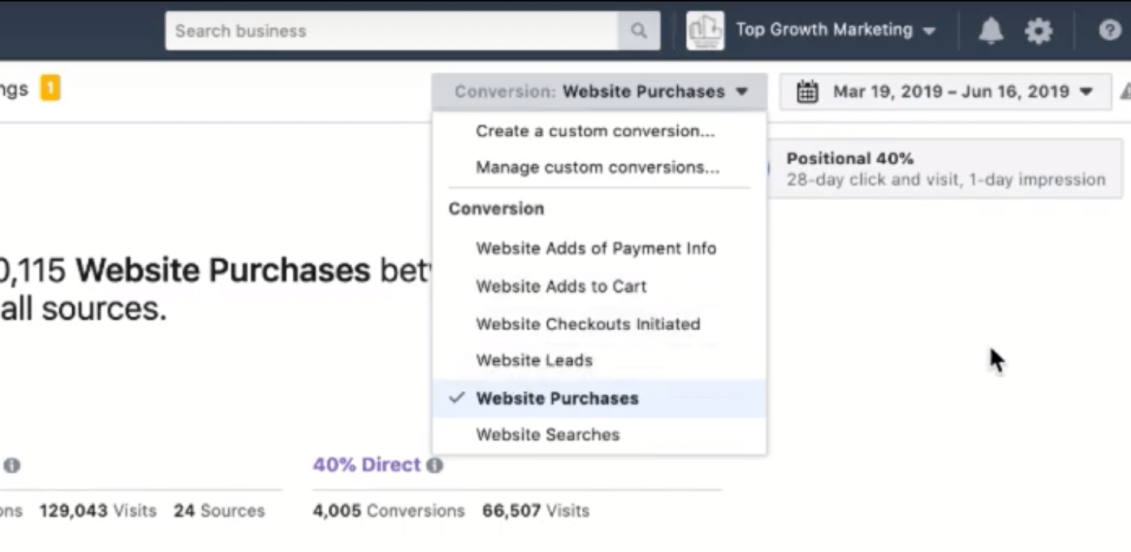 How to Analyze Your Facebook Ad Funnel Using Facebook and