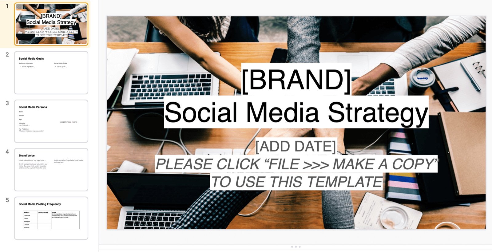 How to Create a Social Media Marketing Plan: The Consultant