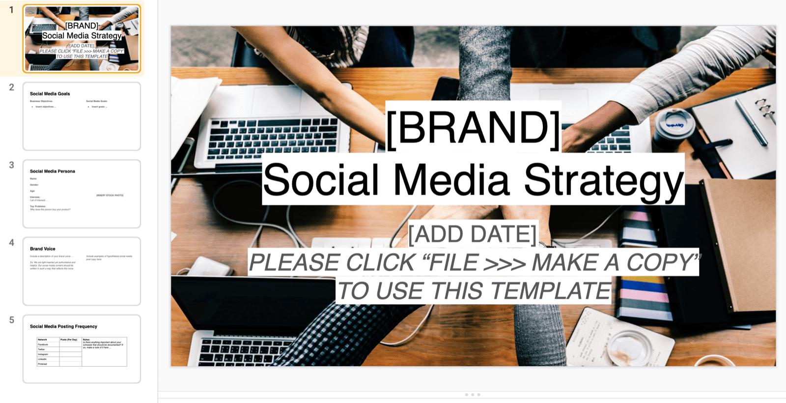 How To Create A Social Media Marketing Plan The Consultant Cheat Sheet Social Media Examiner