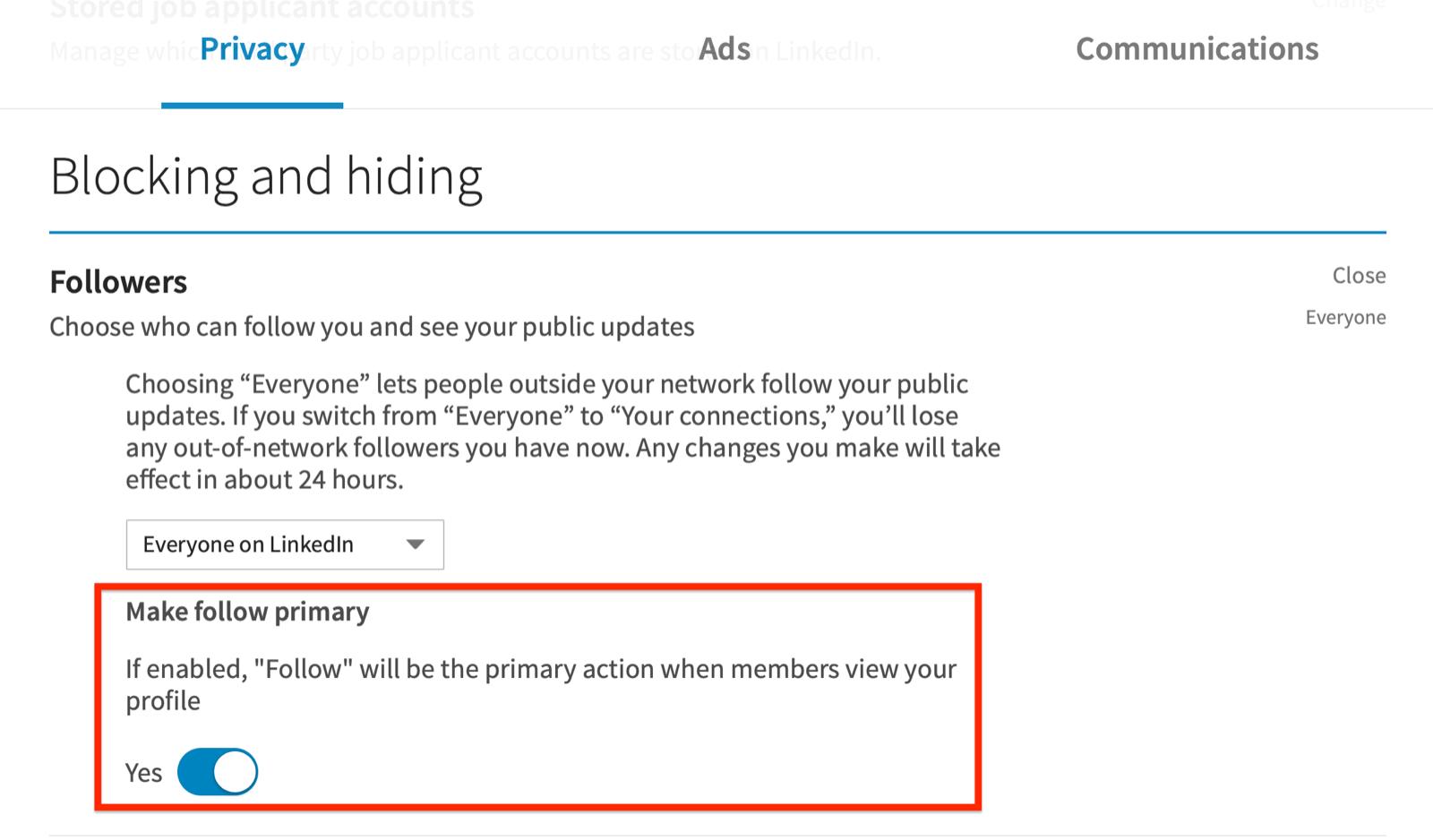 find people invitation linkedin network create