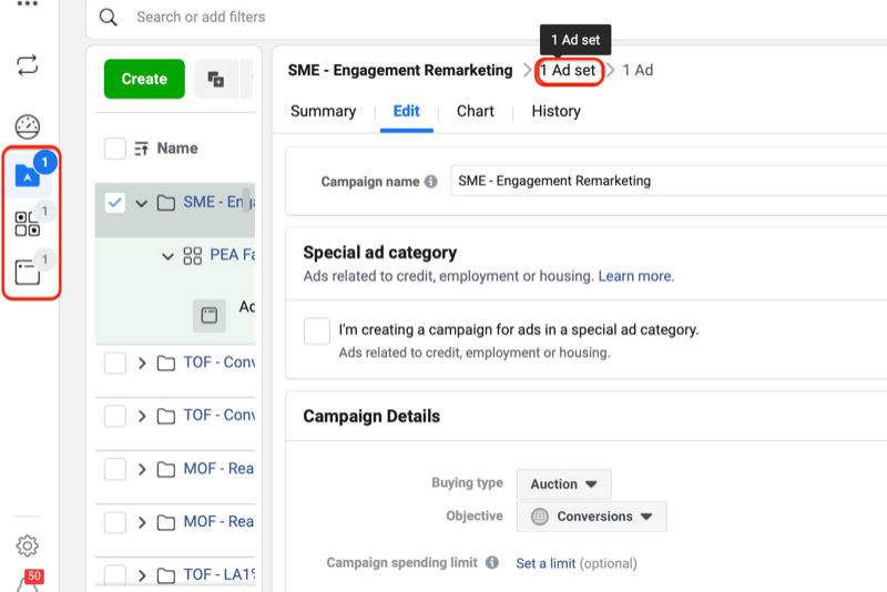 facebook how to set up engagement remarketing campaign step 2 800 - How to Retarget Ads to Engaged Instagram and Facebook Fans