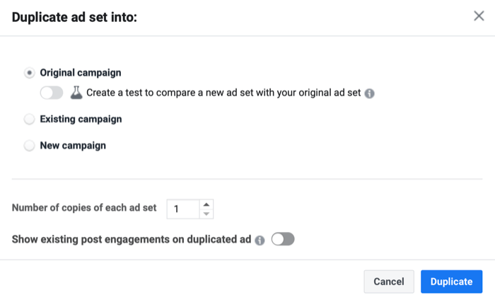 facebook how to set up engagement remarketing campaign step 7 700 - How to Retarget Ads to Engaged Instagram and Facebook Fans