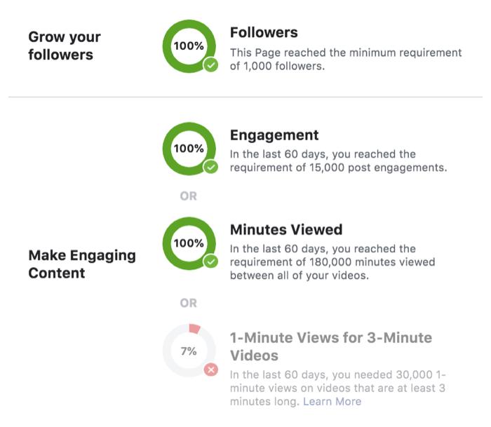 Làm cách nào kiếm tiền từ Video của bạn với Facebook Ads Break?