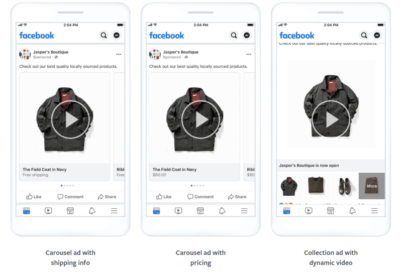 Facebook is applying machine learning to help brands automatically deliver more tailored ad experiences to each person and create personalized ads that can scale.