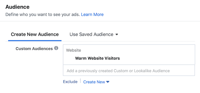step 8 of how to set up Facebook engagement campaign to promote customer survey