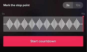 set TikTok Timer settings