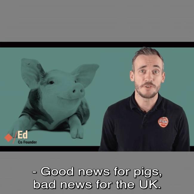 example of video with subtitles added via HandBrake