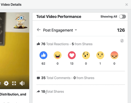 example of facebook video peak live viewers graph