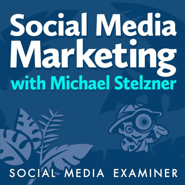 Social Media Marketing Podcast cover art
