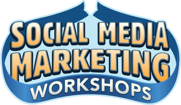 Social Media Marketing Workshops Logo Masthead