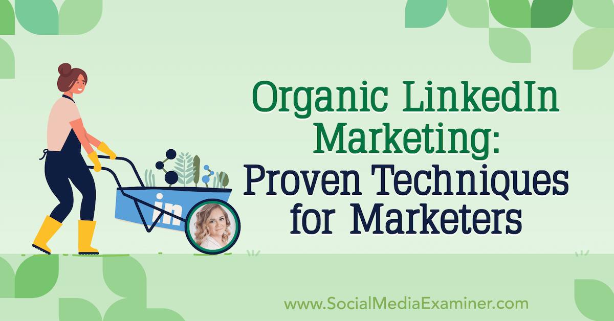 organic-linkedin-marketing-proven-techn main image